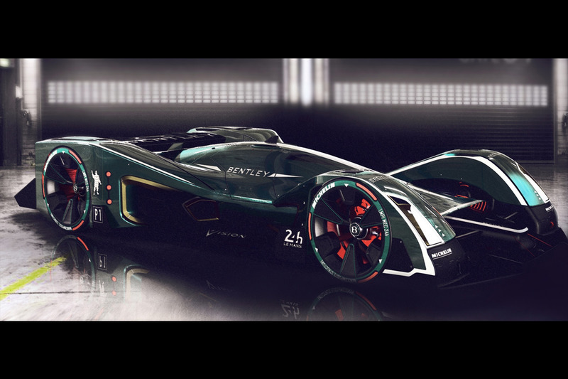 Gallery Is This What Le Mans Cars Will Look Like In