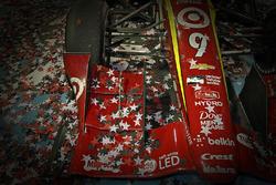 Победитель гонки - Скотт Диксон, Chip Ganassi Racing Chevrolet
