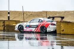 Екатерина Седых, Nissan Silvia S15, авария