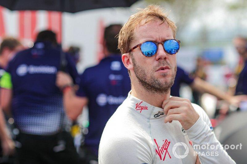 Сэм Берд, Envision Virgin Racing
