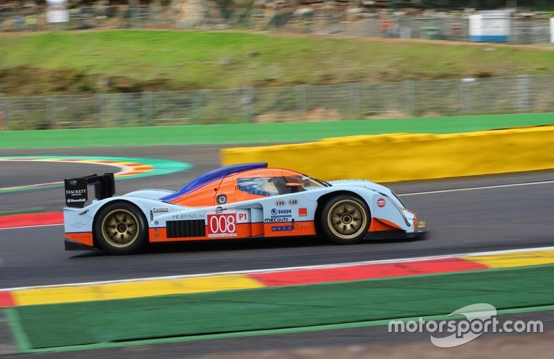 Plateau Aston Martin Masters Endurance Legends