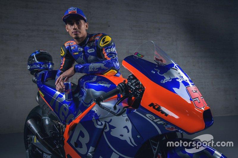 Hafizh Syahrin, Red Bull KTM Tech 3