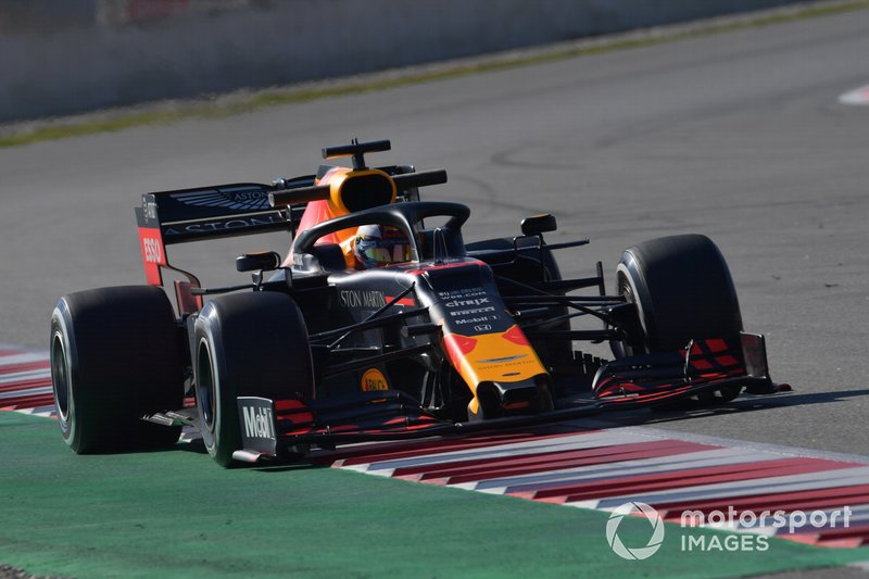 17º Max Verstappen, Red Bull Racing RB15, 1:17.709 (gomme C3, giorno 8)