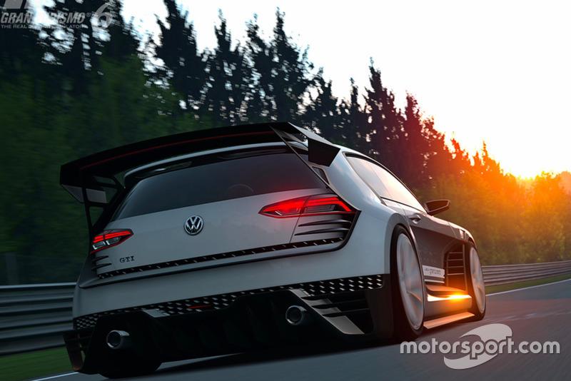 Volkswagen GTI Supersport Vision Gran Turismo (abril 2015)