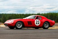 Ferrari 250 GTO auction