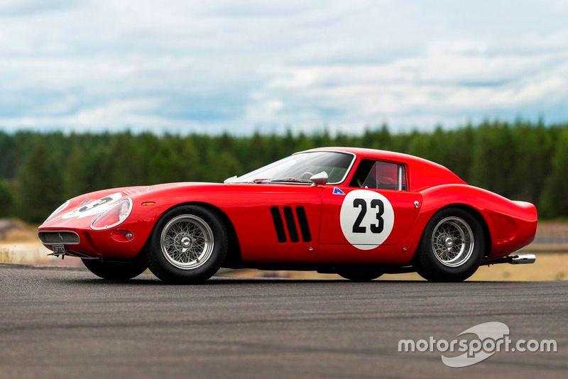 Ferrari 250 GTO açık arttırması
