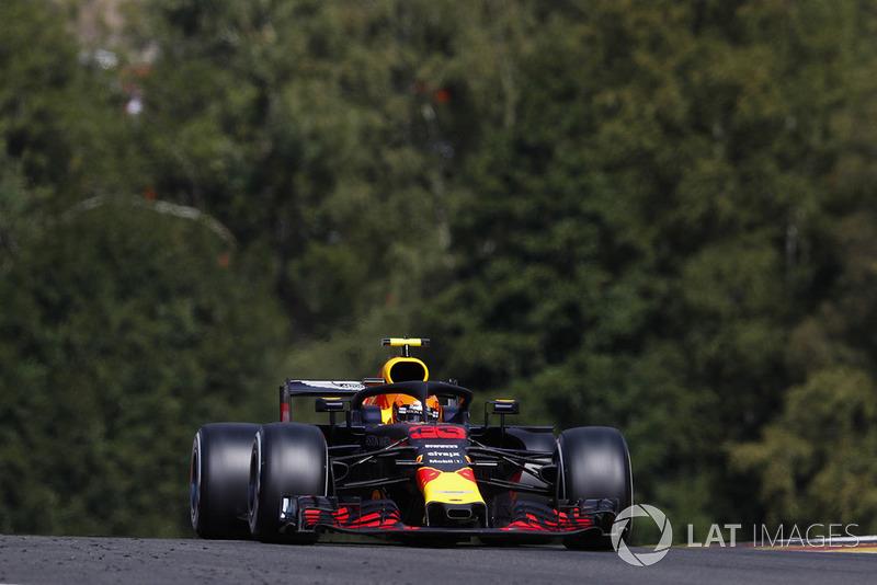 5. Макс Ферстаппен, Red Bull — 120