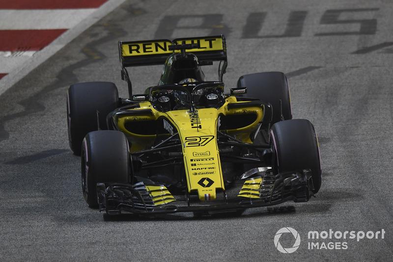 7. Ніко Хюлькенберг, Renault — 53