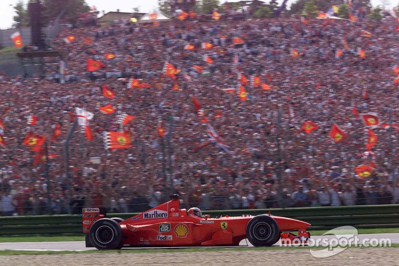 34勝目:1999年サンマリノGP