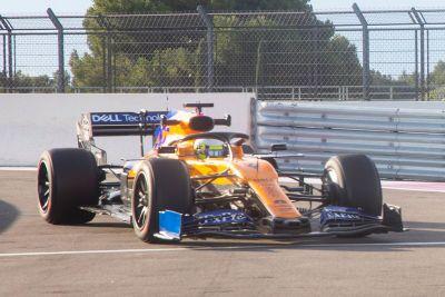 Test Pirelli di novembre al Paul Ricard
