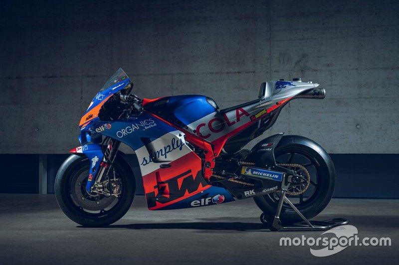Teampresentatie KTM