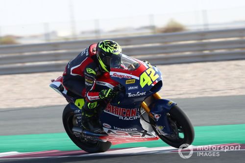 Moto2-Test in Losail
