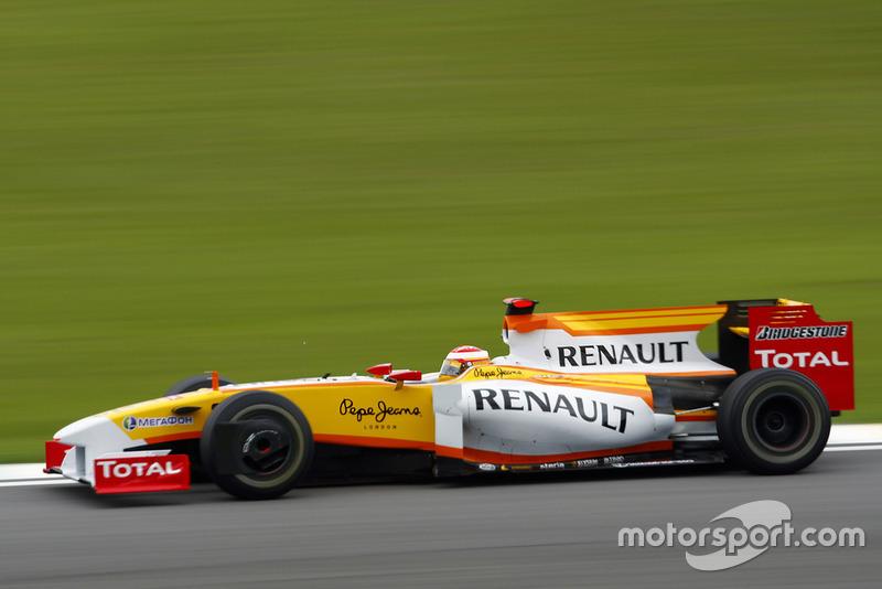 Fernando Alonso, Renault R29