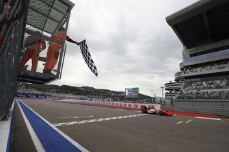 Third place Richard Verschoor, MP Motorsport