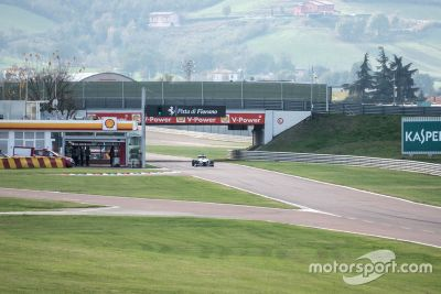 Prueba Sauber F1 en Fiorano