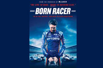 Born Racer kitap kapağı
