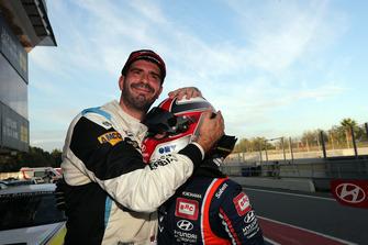 Dusan Borkovic, Target Competition Hyundai i30 N TCR, Attila Tassi, Hell Energy Racing with KCMG Honda Civic Type R TCR