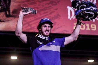 Podio: #18 Yamaha Official Rally Team: Xavier De Soultrait