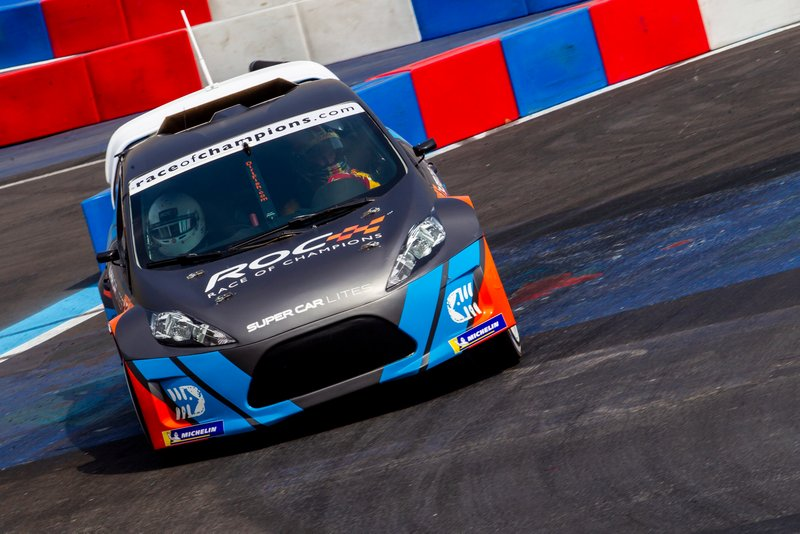 Ryan Hunter-Reay , RX Supercar Lite