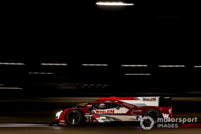 #31 Felipe Nasr, Pipo Derani, Eric Curran; Whelen Engineering, Racing Cadillac DPi (DPi)