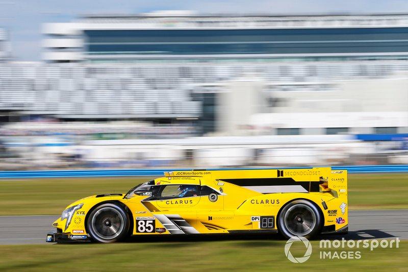 #85 Misha Goikhberg, Tristan Vautier, Rubens Barrichello, Devlin DeFrancesco; JDC-Miller Motorsports, Cadillac DPi (DPi)