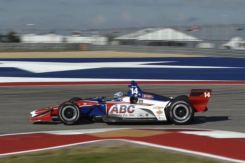 Tony Kanaan, A.J. Foyt Racing Chevrolet
