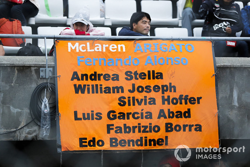 Fernando Alonso taraftarı