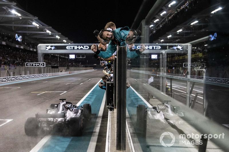 GP de Abu Dhabi: Lewis Hamilton