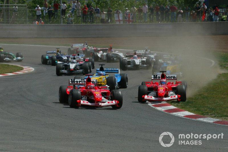GP Spanyol 2003