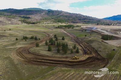Area 27 track announcement