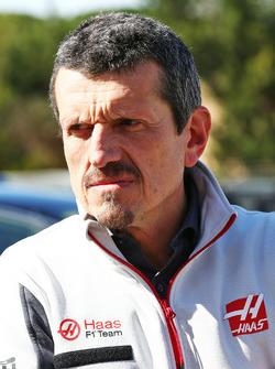 Гюнтер Штайнер, руководитель команды Haas F1 Team