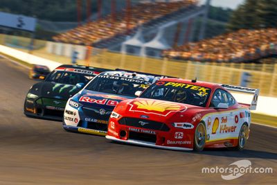 Виртуальный чемпионат Supercars: 5 этап
