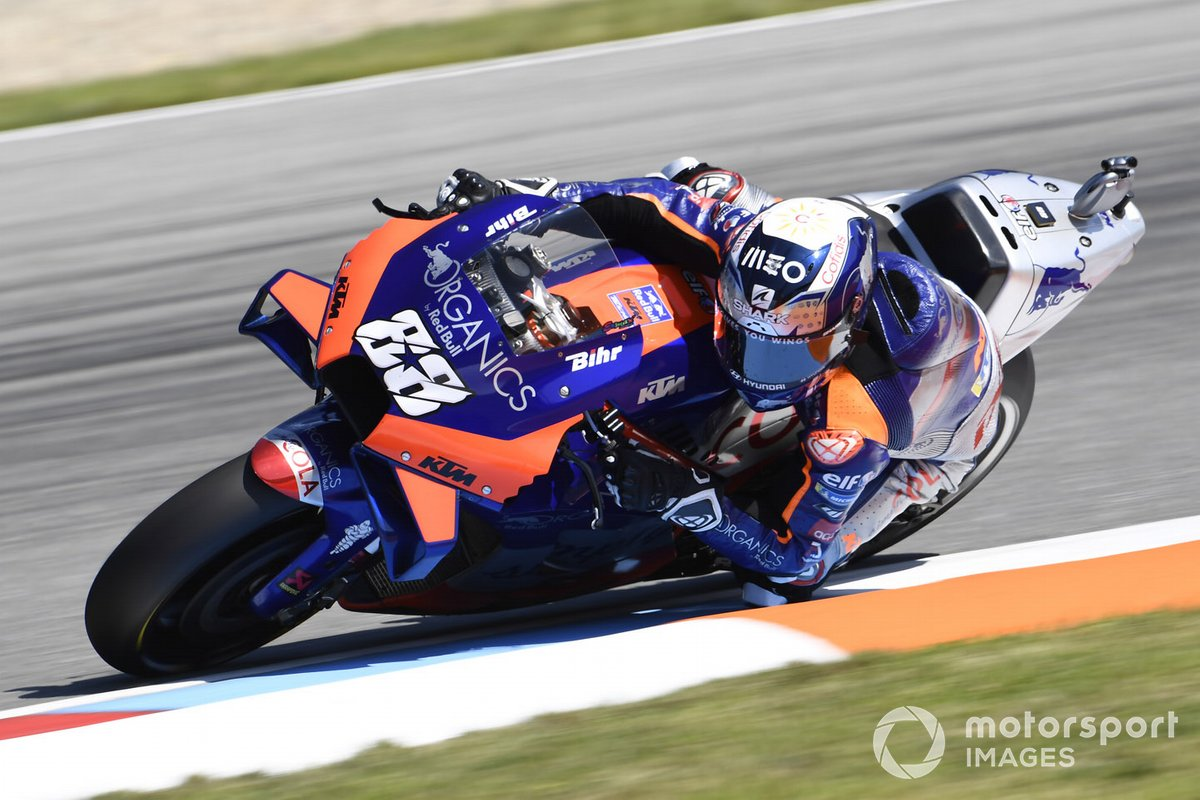 P13 Miguel Oliveira, Red Bull KTM Tech 3