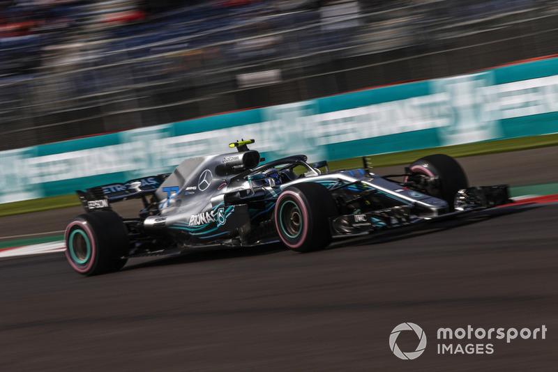 Valtteri Bottas, Mercedes AMG F1 W09 EQ Power+