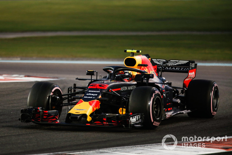 """Verstappen se queja sobre un """"freno motor raro"""""""