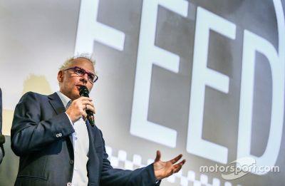 Презентация Feed France Racing