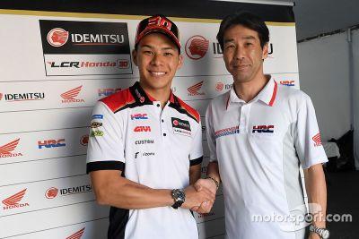 LCR Honda announcement