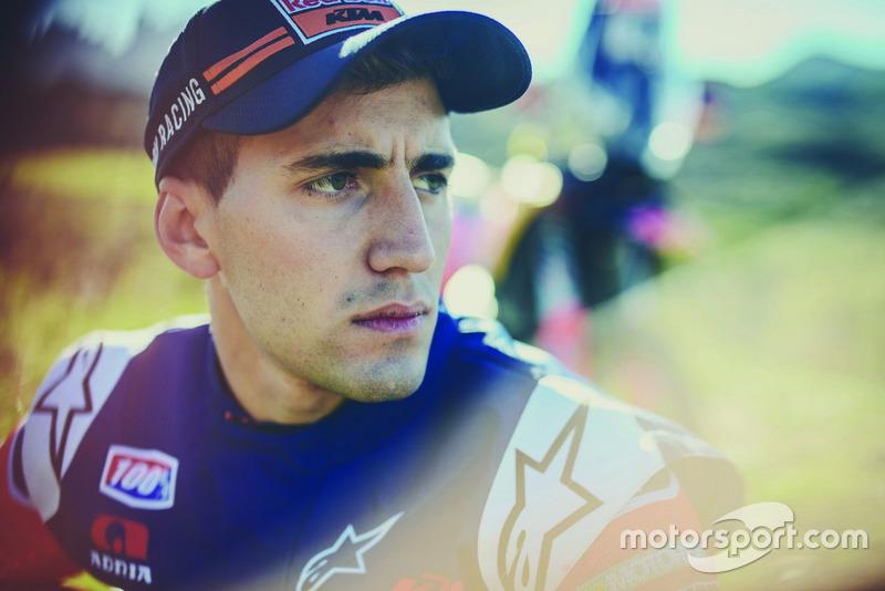 #77 Red Bul KTM Factory Racing: Luciano Benavides