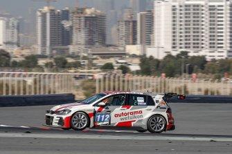 #112 Volkswagen Golf GTi TCR DSG, Autorama Motorsport by Wolf-Power Racing