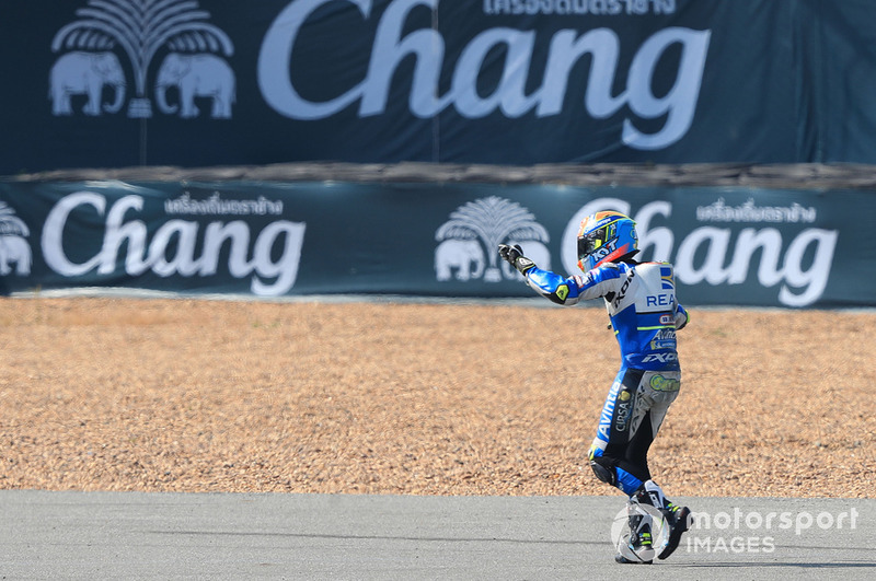 Xavier Simeon, Avintia Racing (18 kecelakaan)