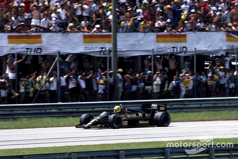 GP de Brasil 1986