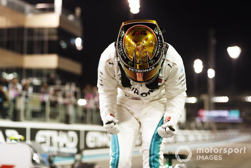 21. GP Abu Dhabi - Pole: Lewis Hamilton