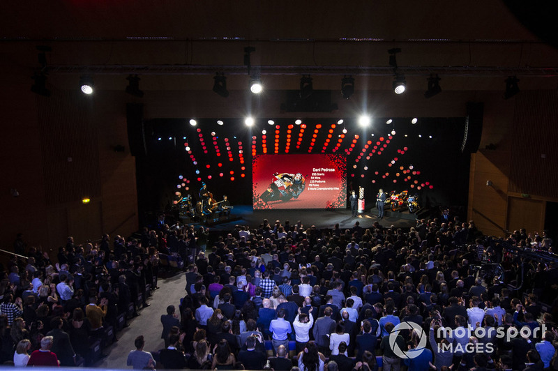 Standing ovation pour Dani Pedrosa, Repsol Honda Team