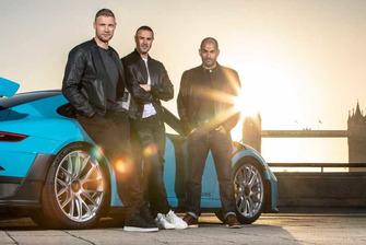 Top Gear - Chris, Paddy, Freddie