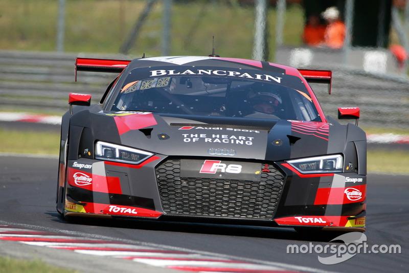 #1 Belgian Audi Club Team WRT Audi R8 LMS: Alex Riberas, Christopher Mies Patrick