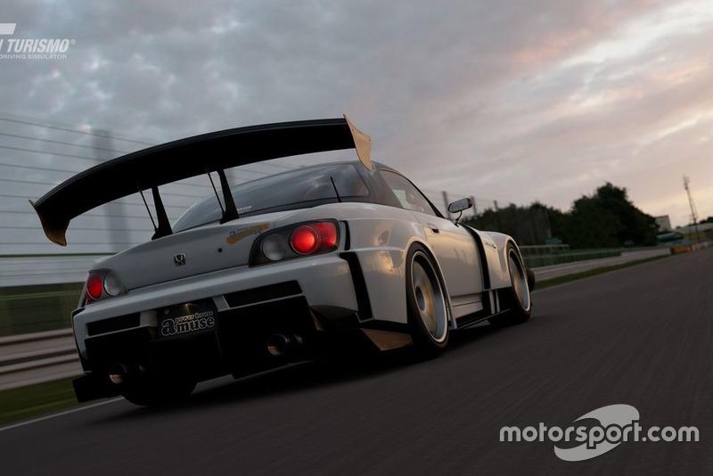 Amuse S2000 GT1 Turbo (N600)