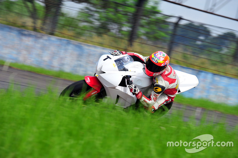 Tommy Salim, Astra Honda Racing Team