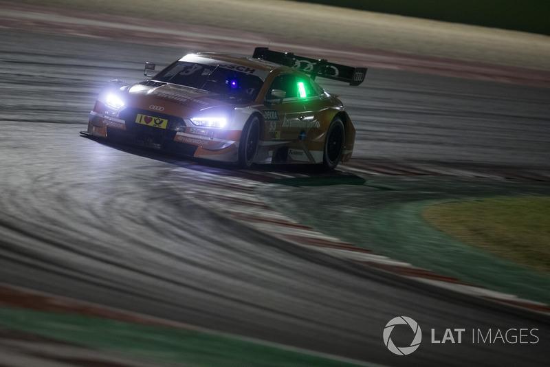 DNF Jamie Green, Audi Sport Team Rosberg, Audi RS 5 DTM