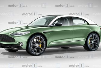 Concept Aston Martin SUV