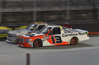 Austin Hill, Young's Motorsports, Chevrolet Silverado Young's Building Systems/Randco, Myatt Snider, ThorSport Racing, Ford F-150 The Carolina Nut Co.